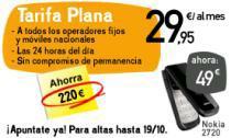 Jazztel Tarifa Plana